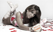 Mickie James 2009 WWE Valentine's Day Shoot