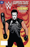 WWE Superstars (Comic) 12