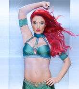 Eva Marie Ready For Battle 02