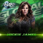 Mickie James GFW Profile
