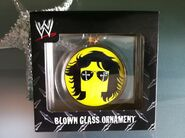 WWE John Morrison Ornament