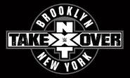 WWE NXT Takeover Brooklyn Logo