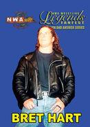 NWA Legends Q&A Bret Hart