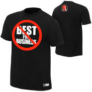 The Authority NOT Best For Business T-Shirt