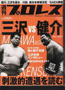 Weekly Pro Wrestling No. 1227
