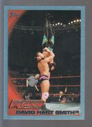 2010 WWE (Topps) David Hart Smith 28