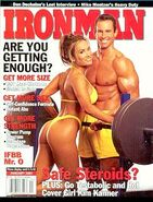 Ironman Magazine - January 2001