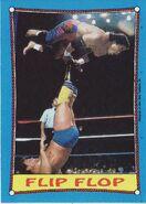 1987 WWF Wrestling Cards (Topps) Flip Flop 29