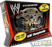 WWE Wrestling Championship Belt ECW Championship