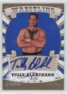 2016 Leaf Signature Series Wrestling Tully Blanchard 85