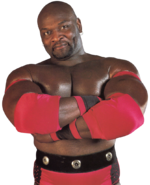 Ahmed Johnson Update