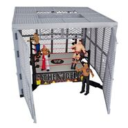 WWE Hell In A Cell Ring Ring Set