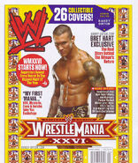 WWE Magazine April 2010