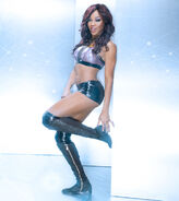 Alicia Fox Ready For Battle 01