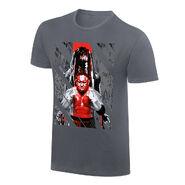Finn Bálor & Samoa Joe Rob Schamberger Art Print T-Shirt