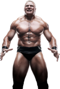 Brocl Lesnar-2011Cutout by Jibunjishin1