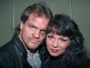 Chris Benoit & Nancy Benoit