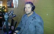 'Mr. Saturday Night' Michael Barry making Joplin Missouri radio commercials