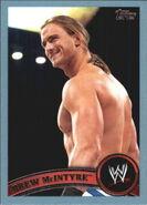 2011 WWE (Topps) Drew McIntyre 47