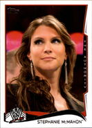 2014 WWE (Topps) Stephanie McMahon 47