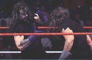 Real Undertaker vs Fake Undertaker