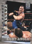 2002 WWF All Access (Fleer) Kurt Angle 7