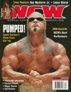 WCW Magazine - February 2001
