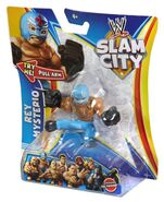 WWE Slam City 1 Rey Mysterio