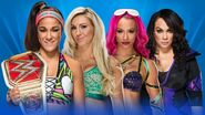 WM 33 Raw Womens Title Match