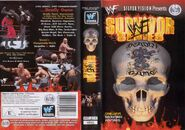 Survivor Series 1998 DVD