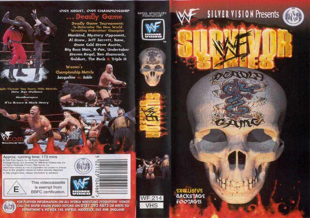 File:Survivor Series 1998 DVD.jpg