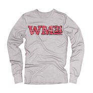 WrestleMania 31 Grey Long Sleeve T-Shirt