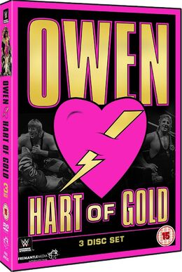 Owen Hart of Gold