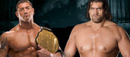 Batista v The Great Khali No Mercy 2007