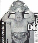 Brazo de Plata CMLL World Heavyweight