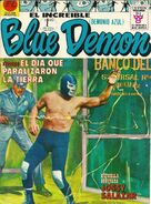El Increìble Blue Demon 47