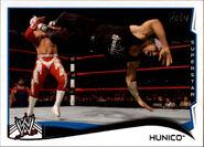 2014 WWE (Topps) Hunico 71
