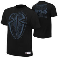 Roman Reigns One Versus All T-Shirt