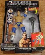 WWE Deluxe Aggression 4 Chris Masters