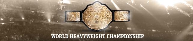 World Heavyweight Championship (WWE) header