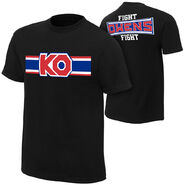 Kevin Owens Homecoming Special Edition Authentic T-Shirt