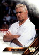 2016 WWE (Topps) Then, Now, Forever Pat Patterson 188