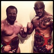 Army of Two (tag champions)