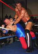 Giovani Romeo Roselli vs WWE Jerry King Lawler