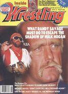 Inside Wrestling - August 1988