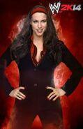 WWE2k14 Stephanie McMahon