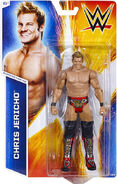 WWE Series 45 Chris Jericho
