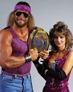Randy Savage & Miss Elizabeth