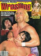 Sports Review Wrestling - July 1982