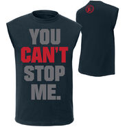 John Cena You Can't Stop Me Muscle T-Shirt